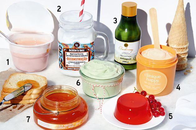 Produtos de beleza que são inspirados em comidas e você provavelmente não sabia