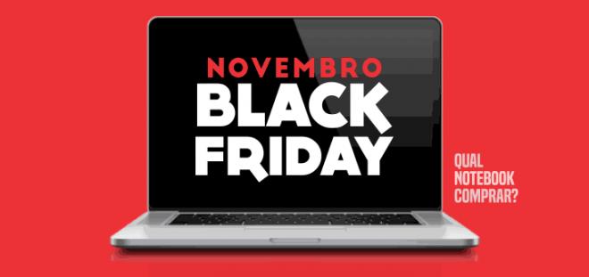 Dicas para economizar na compra de um notebook nessa Black Friday