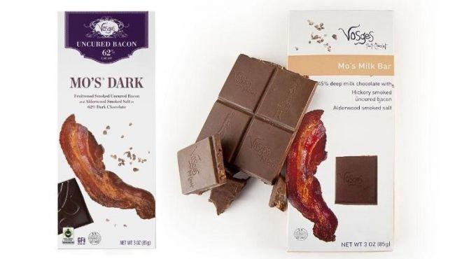 Chocolates estranhos que você não sabia que existiam