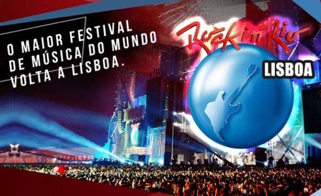 Rock in Rio Lisboa terá Anitta como uma das atrações
