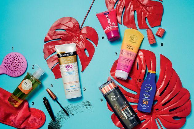 Beleza 2018: Veja os destaques entre os cosméticos do verão