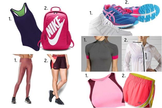 Peças da moda fitness para gastar pouco e