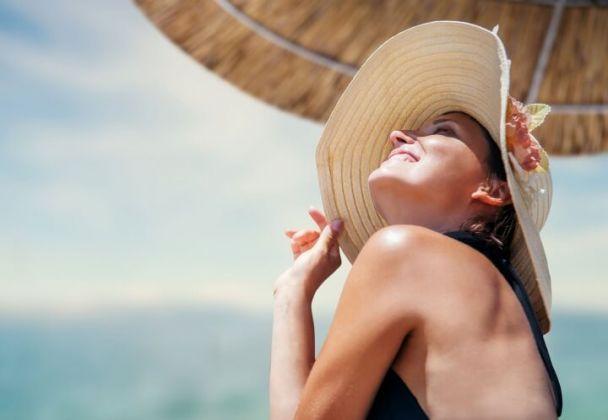 7 cuidados para ter com a pele durante o verão