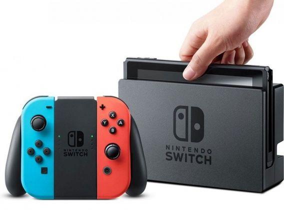 Nintendo Switch está liberado para ser vendido no Brasil
