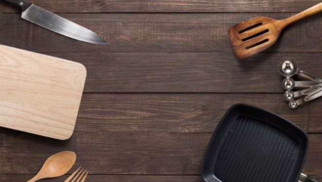Dicas para cuidar bem dos seus utensílios de cozinha