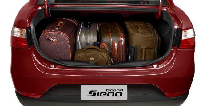 10 carros com porta-malas grande