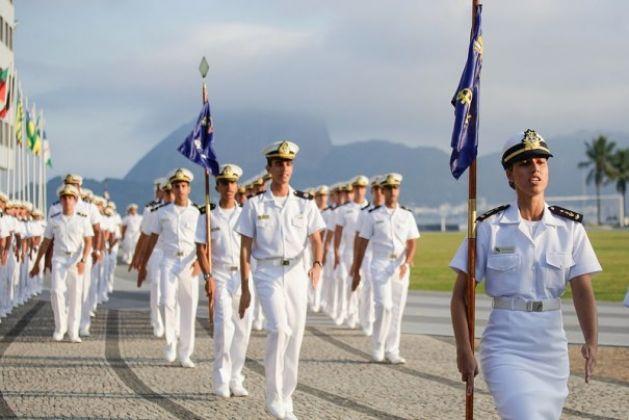 Concurso da Marinha para Colégio Naval - 2018