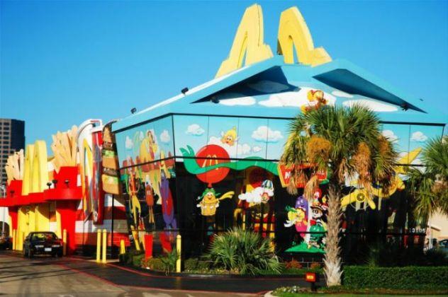 12 McDonald's ao redor do mundo que você precisa conhecer