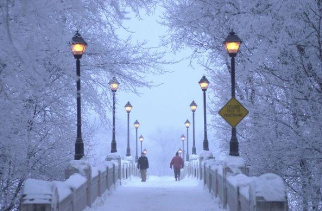 Conheça as 5 cidades mais frias do mundo