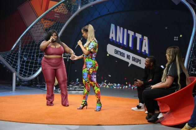 Anitta estréia programa no Multishow