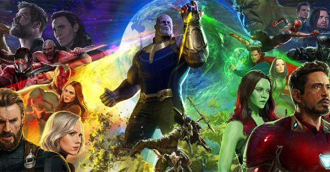 Os Vingadores - Guerra Infinita bate bilheteria de Star Wars nos EUA