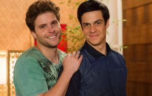 Relembre os casais gays mais famosos das novelas