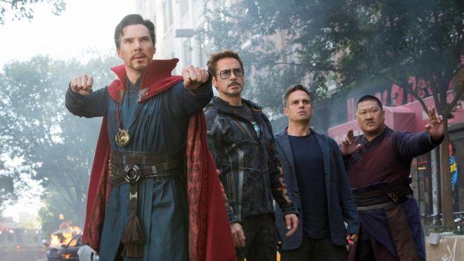 Vingadores: Guerra Infinita atinge a marca histórica de 1 bilhão de dólares