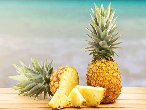 Conheça 17 benefícios do abacaxi para sua saúde