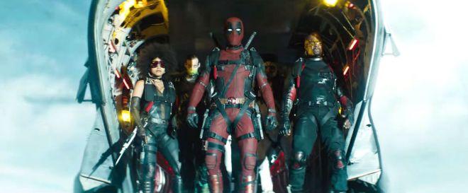 Saiba mais sobre Deadpool 2