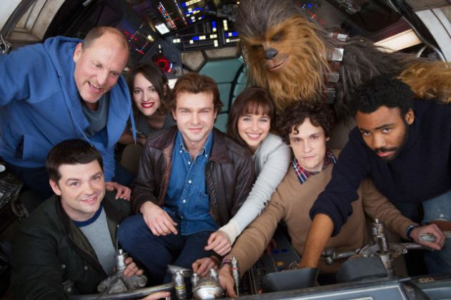 Saiba mais sobre o filme sobre Han Solo que estréia em maio