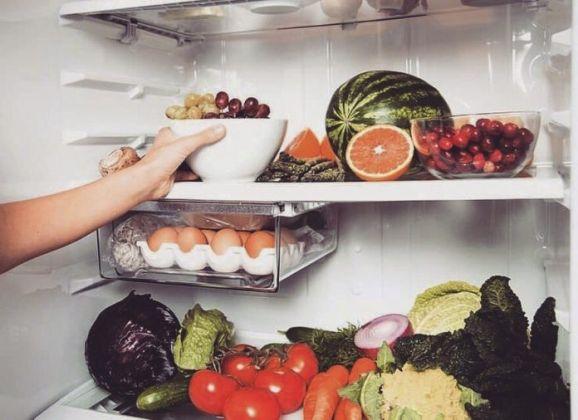 Saiba a forma certa de armazenar frutas e vegetais