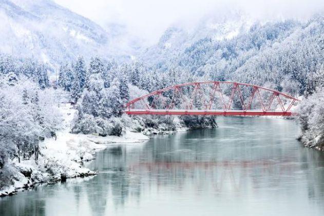 Melhores lugares do mundo para se viajar no inverno