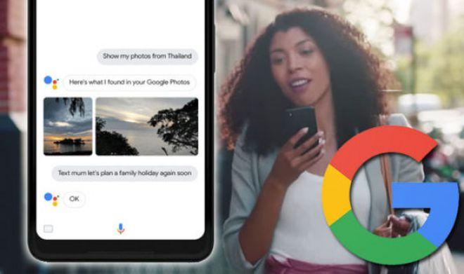 Assistente do Google faz pedidos por telefone