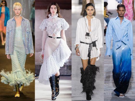 Confira as principais tendências da Semana da Moda de Paris 2018
