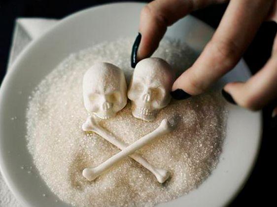 Como se livrar do açúcar em seu dia a dia