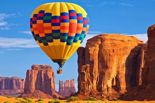 Os 7 passeios de balão mais incríveis do mundo