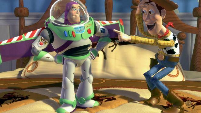 As 10 melhores animações da Pixar