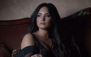 Demi Lovato se recupera de possível overdose
