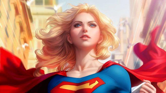 Filme da Supergirl está em desenvolvimento