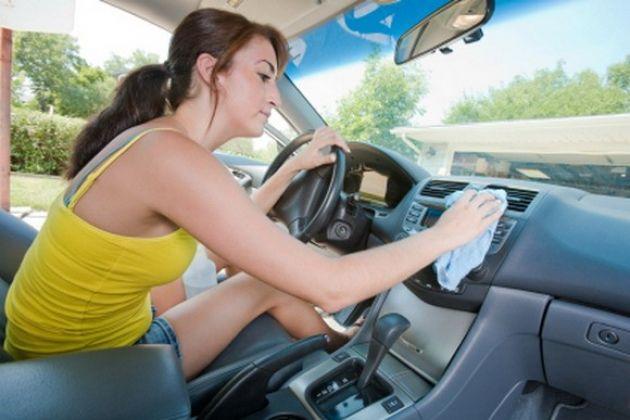 Dicas para manter o carro limpo e organizado