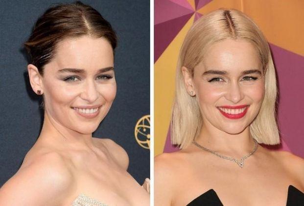 6 Celebridades que mudaram radicalmente de visual
