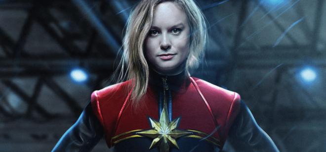 Curiosidades sobre a Capitã Marvel