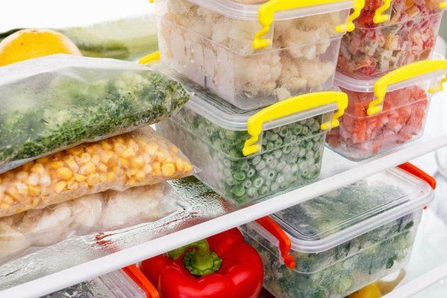 Congelados: confira alimentos que podem ser preservados no freezer