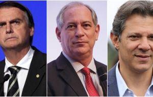 Confira os candidatos dos famosos para presidência do Brasil