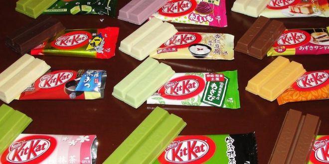 Conheça algumas curiosidades sobre o Kit Kat
