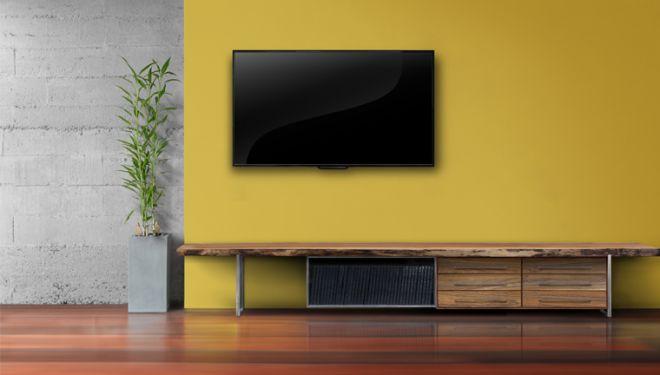 Dicas para esconder os fios da televisão