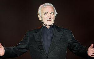 Confira algumas das músicas mais importantes de Charles Aznavour