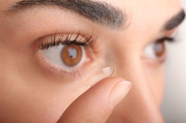 Dicas para usar lentes de contato e manter a saúde dos olhos