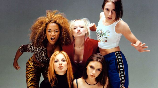 Curiosidades sobre a banda Spice Girls