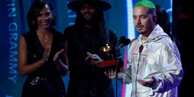 Confira os vencedores do Grammy Latino 2018