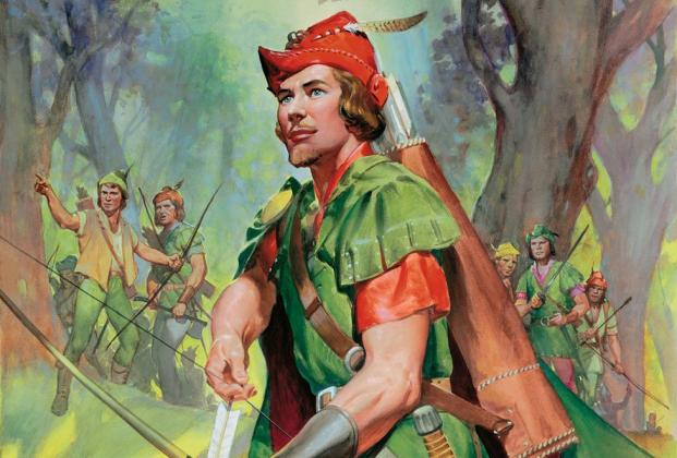 4 curiosidades sobre Robin Hood