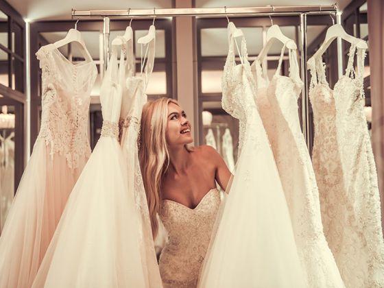 Dicas para escolher o modelo de vestido de noiva