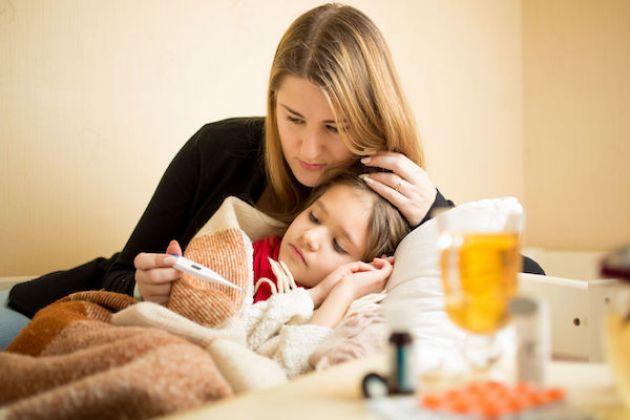 Mulheres podem faltar ao trabalho quando o filho fica doente?