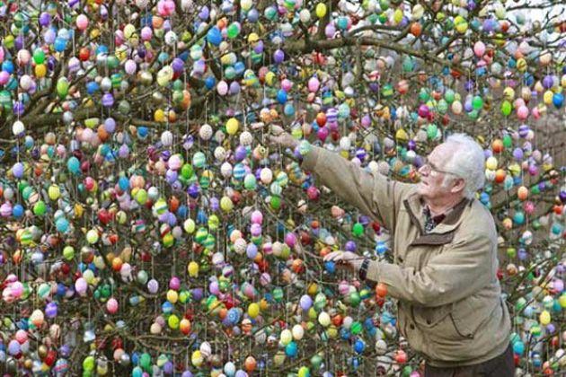 Veja como são as celebrações de páscoa em outros países