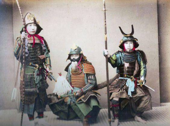 5 curiosidades sobre os samurais