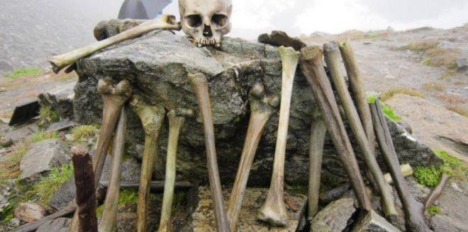 Lago do Himalaia com esqueletos? Confira a verdade por trás deste mistério