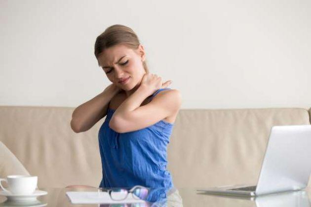 5 causas de tensão muscular