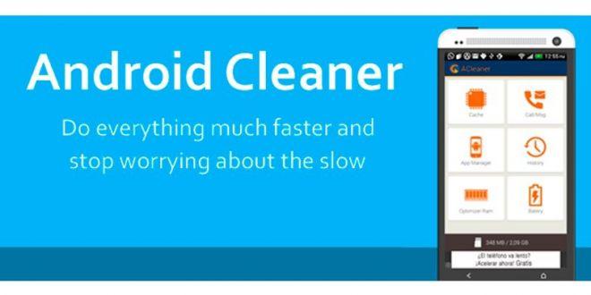 Saiba como deixar seu smartphone mais rápido com o Android Cleaner