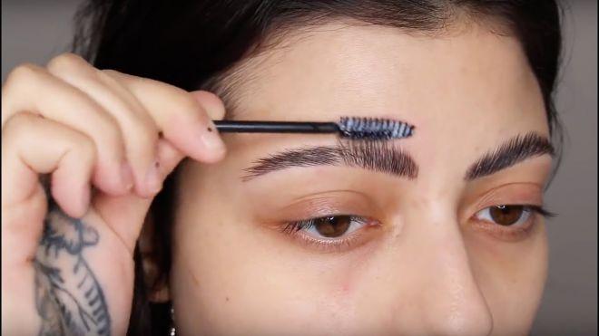 Soap Brown: Conheça a técnica para deixar sua sobrancelha na moda.