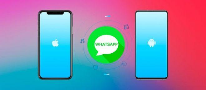 Transferir todos os dados armazenados de um celular para outro